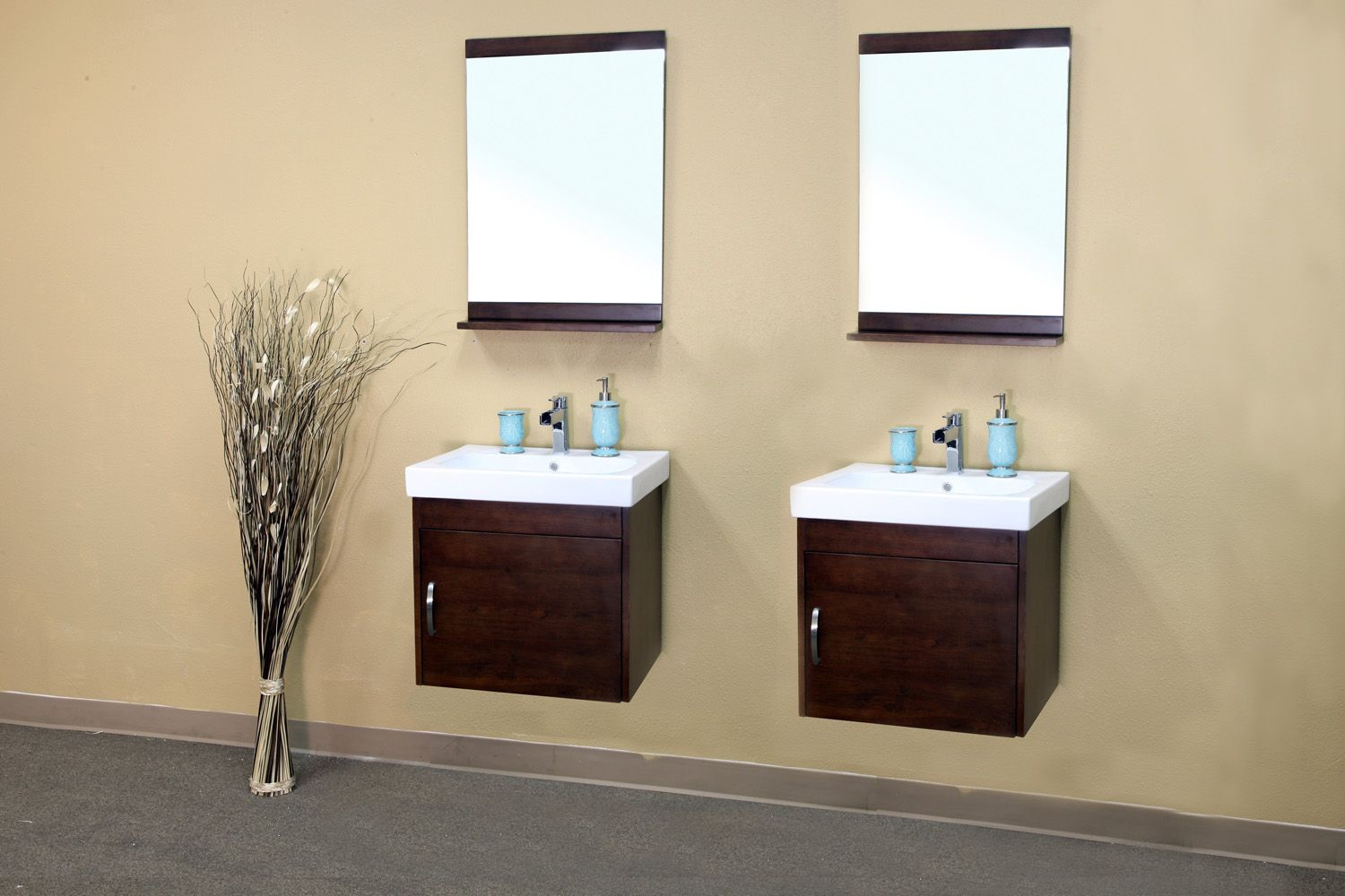 Bellaterra Home 203136 D 49 In Bathroom Vanity Set