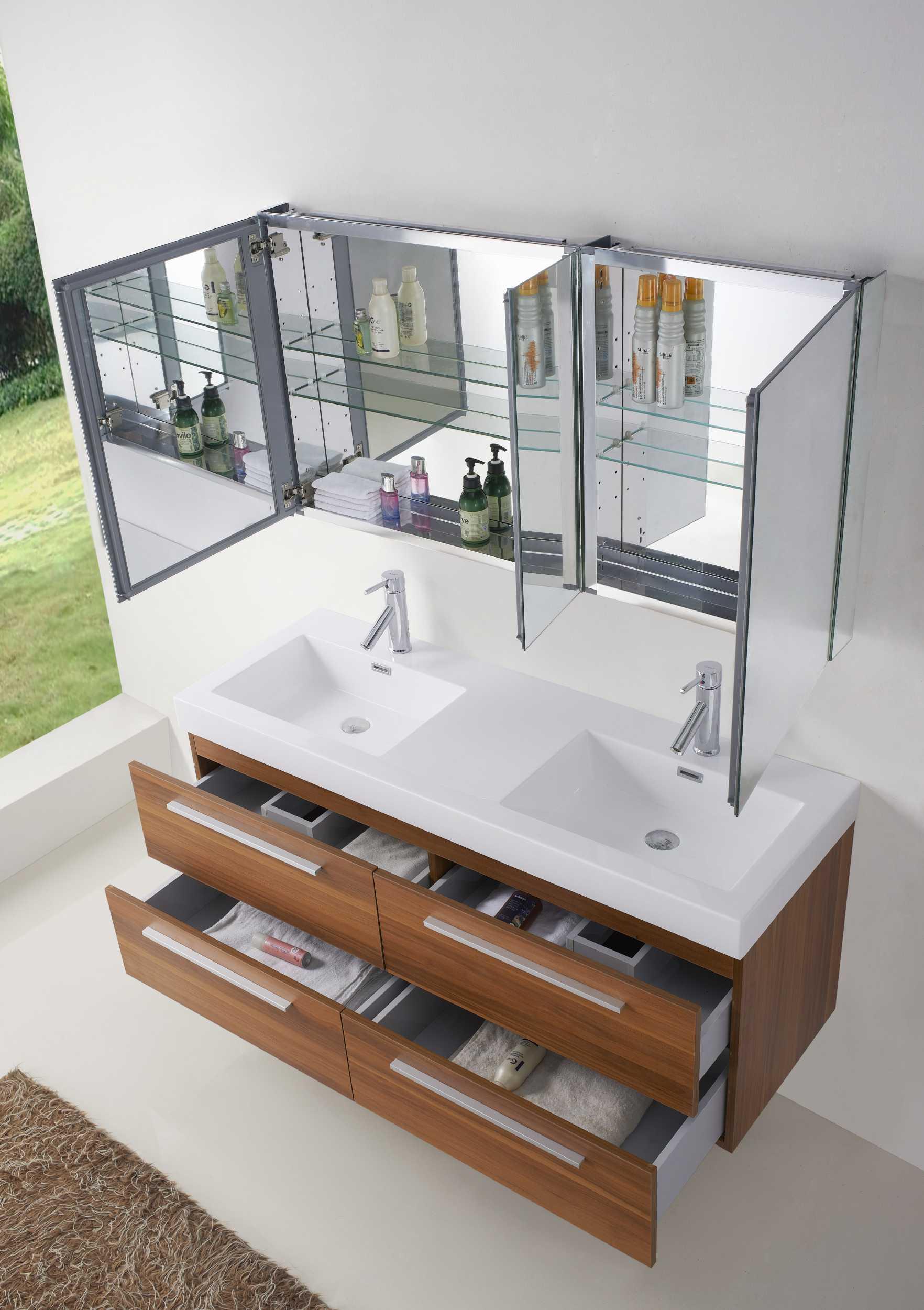 JD-50754-PL vanity drawers