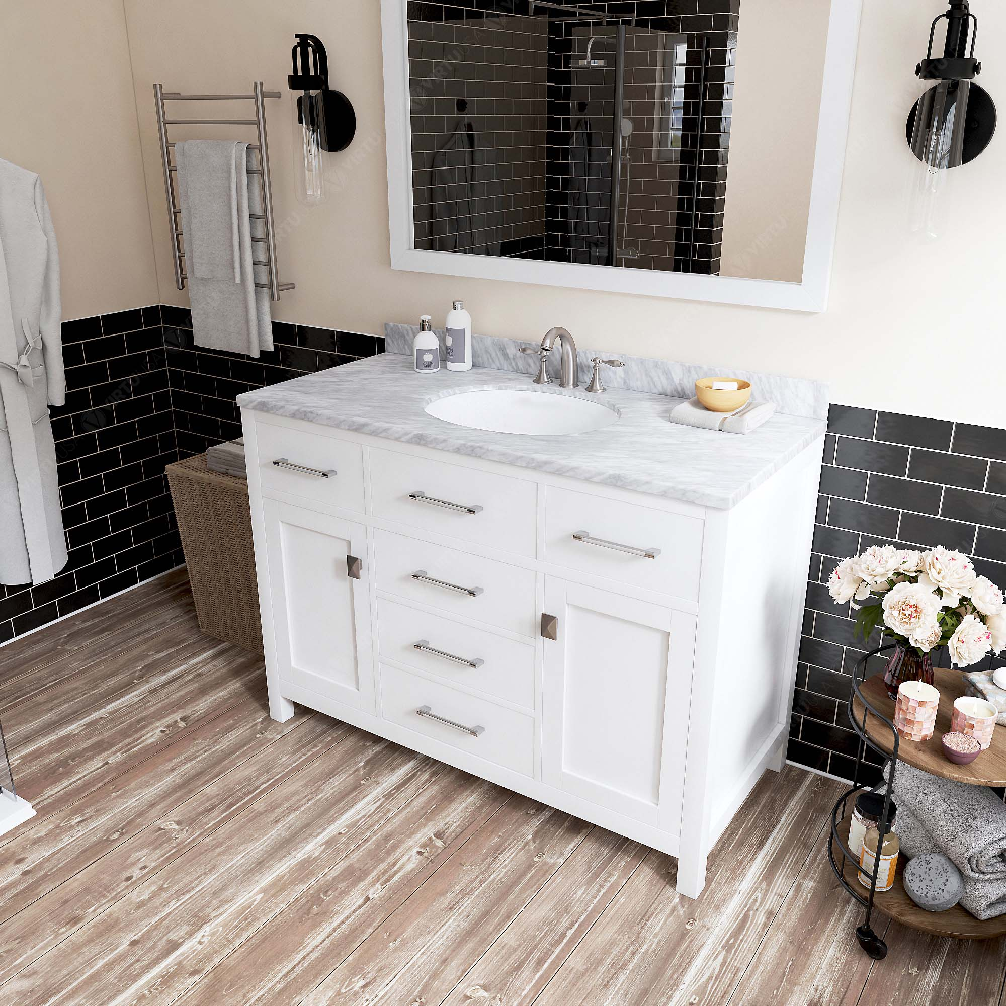 gray vanity size of bathroom double image doublenk ideas sink white with full inch delightful