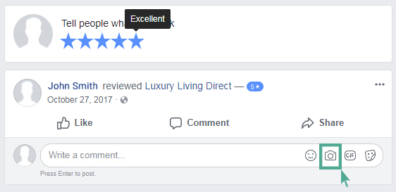 Luxury Living Direct Photo Contest Facebook Submission