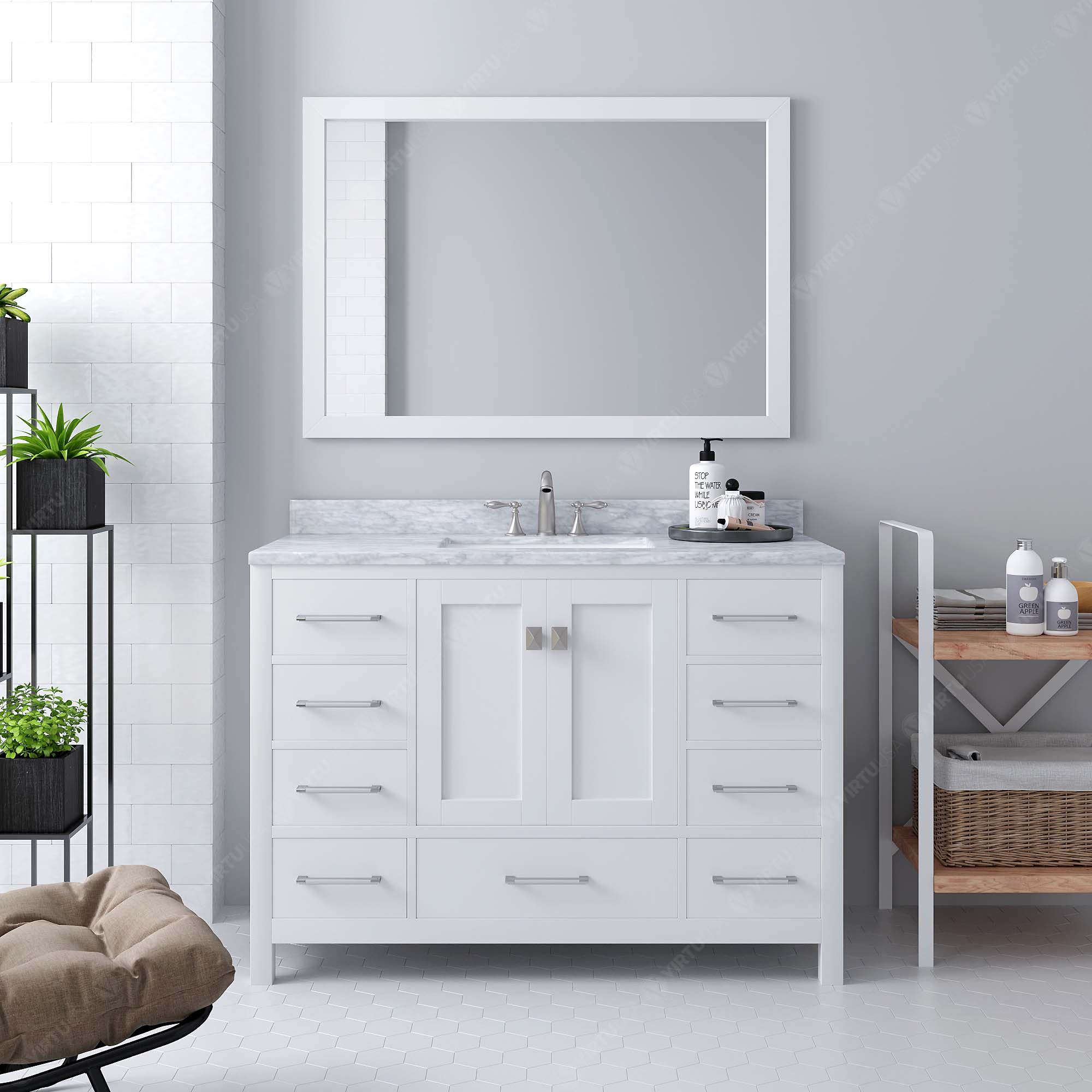 Luxury Living Direct & 9 Best Contemporary Bathroom Vanities for Your Next Remodel - Luxury ...