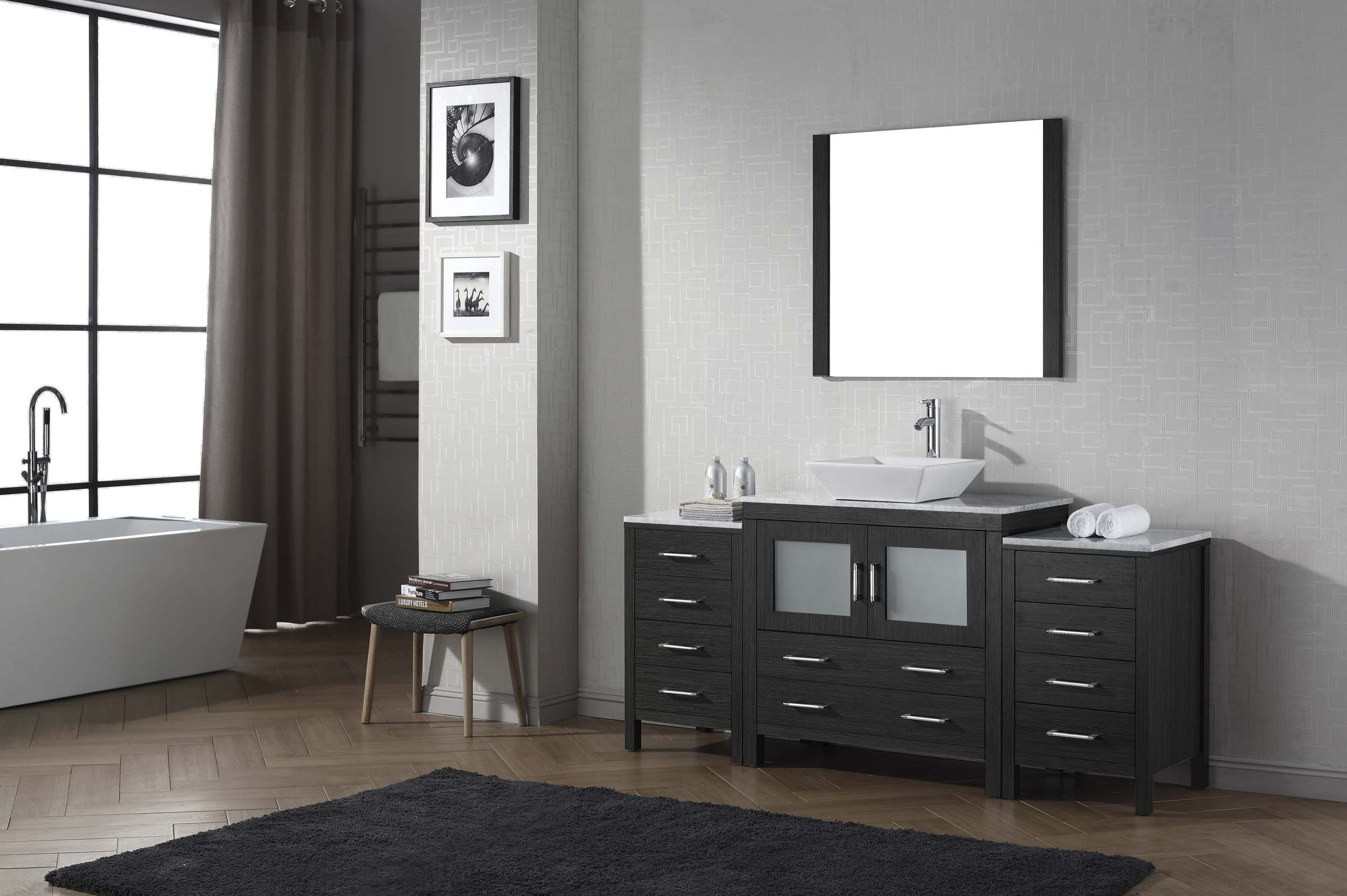72 Inch Vanity Color Ideas For Your Bathroom Remodel