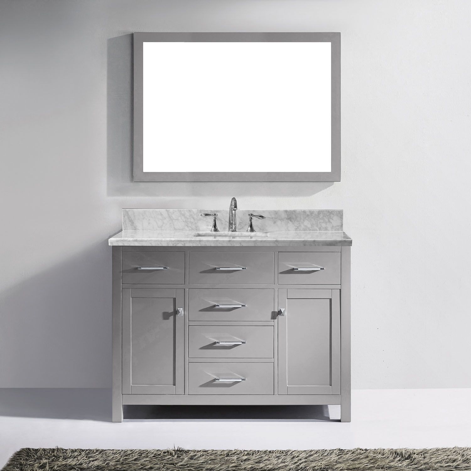 Caroline 48 In Bathroom Vanity Set