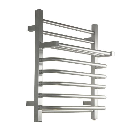 Virtu USA - VTW-118A-BN - Koze 118 Wall M Towel Warmer front view