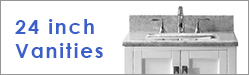 24 Inch Single Sink Vanities