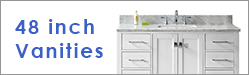 48 Inch Single Sink Vanities