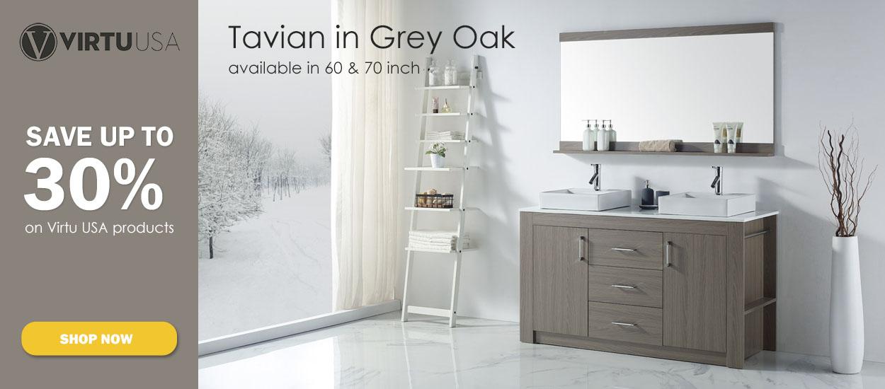 Luxury Living Direct Bathroom Vanity Sale