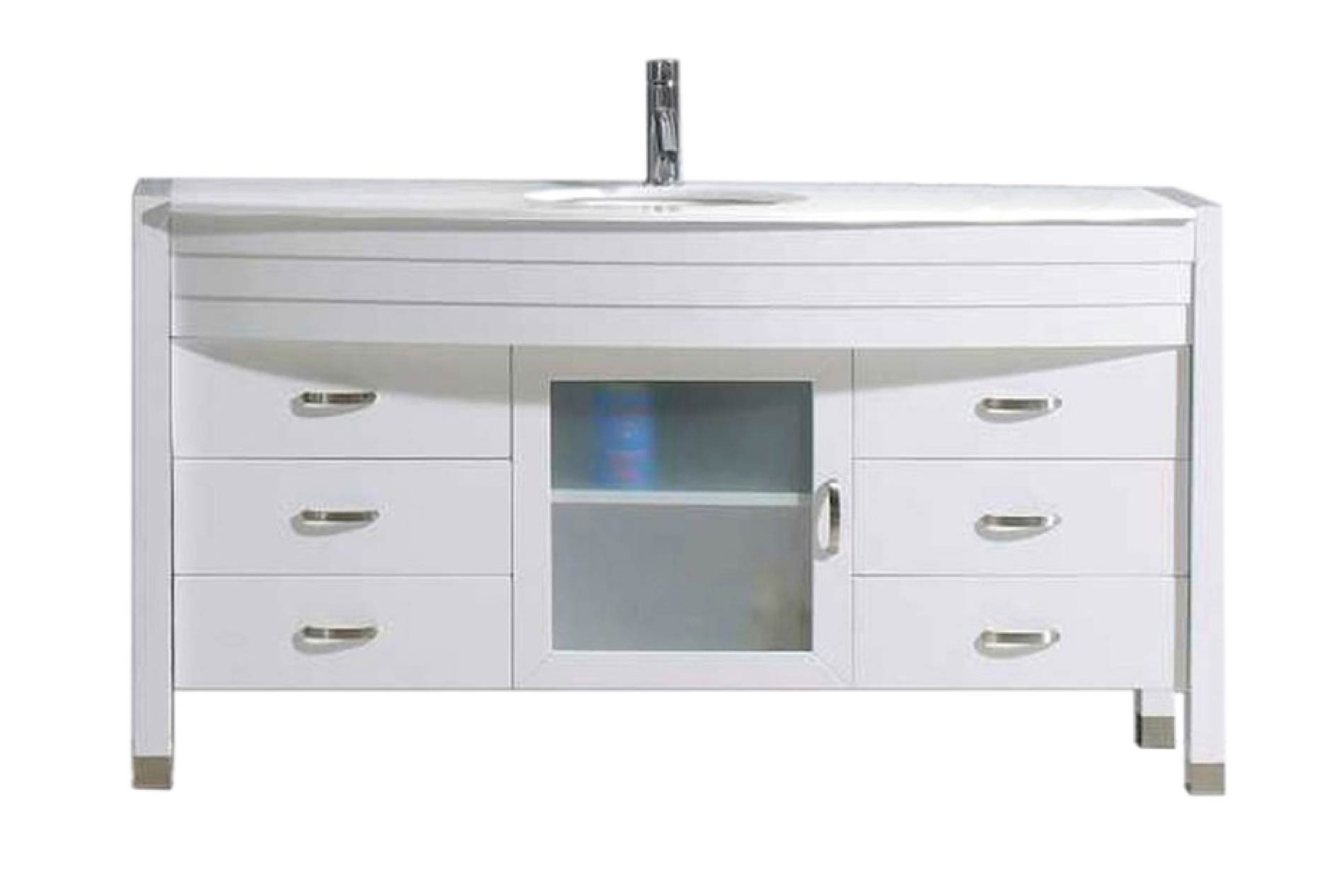Vanities 50 to 59 inches wide
