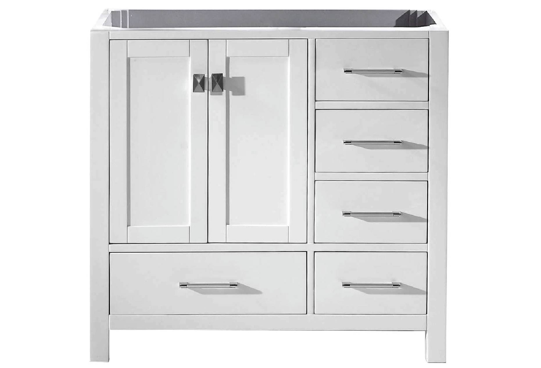 Caroline Avenue 72 Vanity without Top