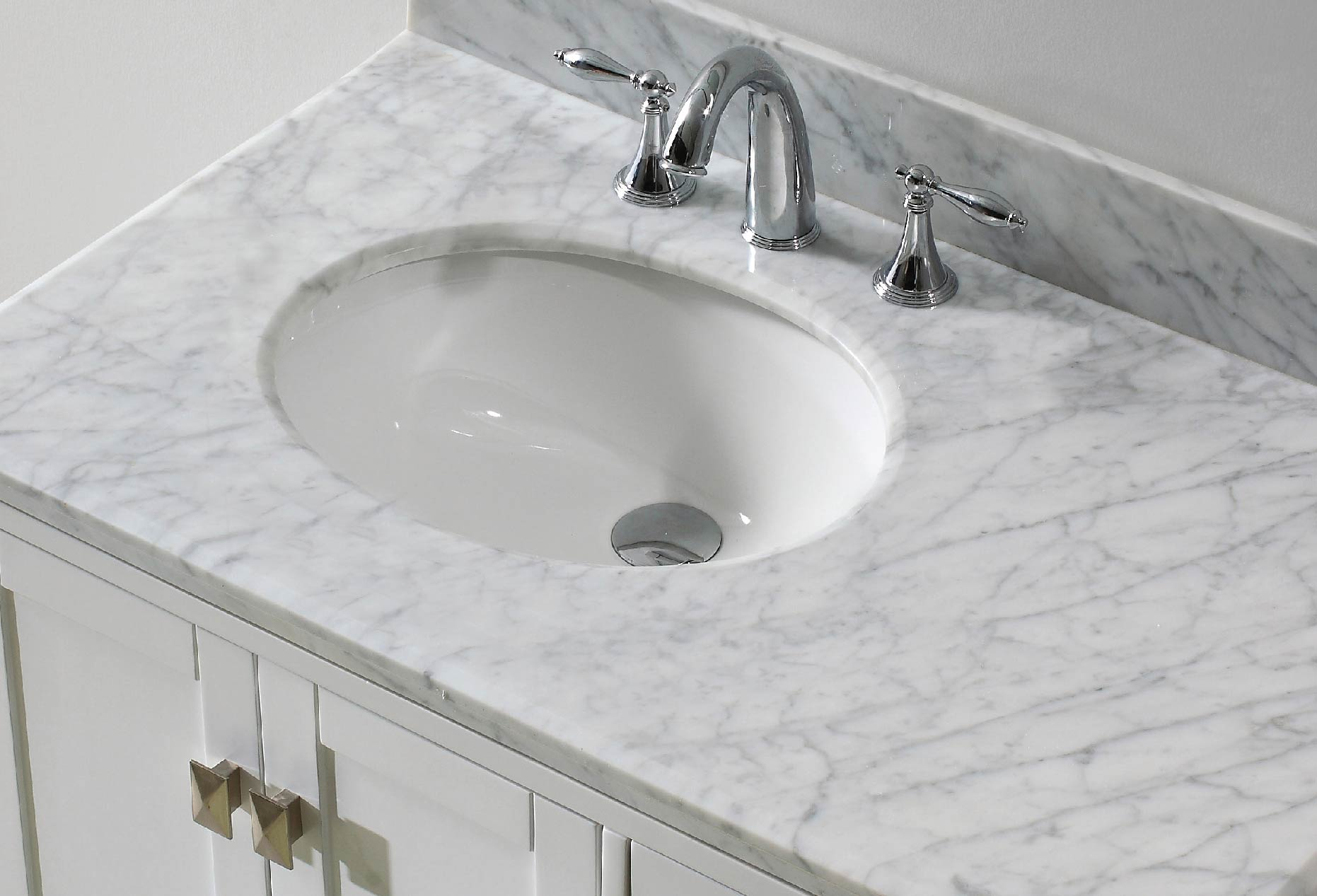 Caroline Avenue Vanity with Round Sink