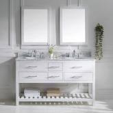Cottage Bathroom Vanities
