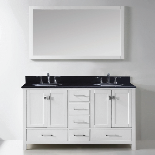 Vanities with Granite Top
