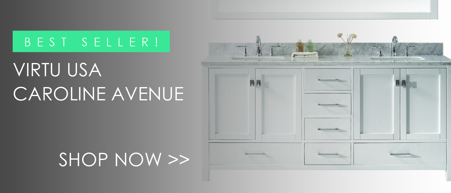 LuxuryLivingDirectcom Online Store For Bathroom Vanities And - Where to shop for bathroom vanities