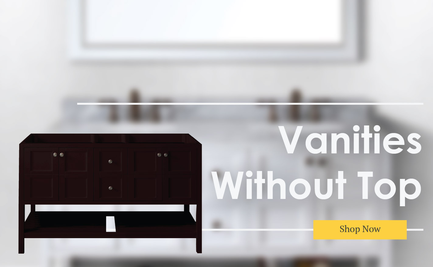 Online For Bathroom Vanities And