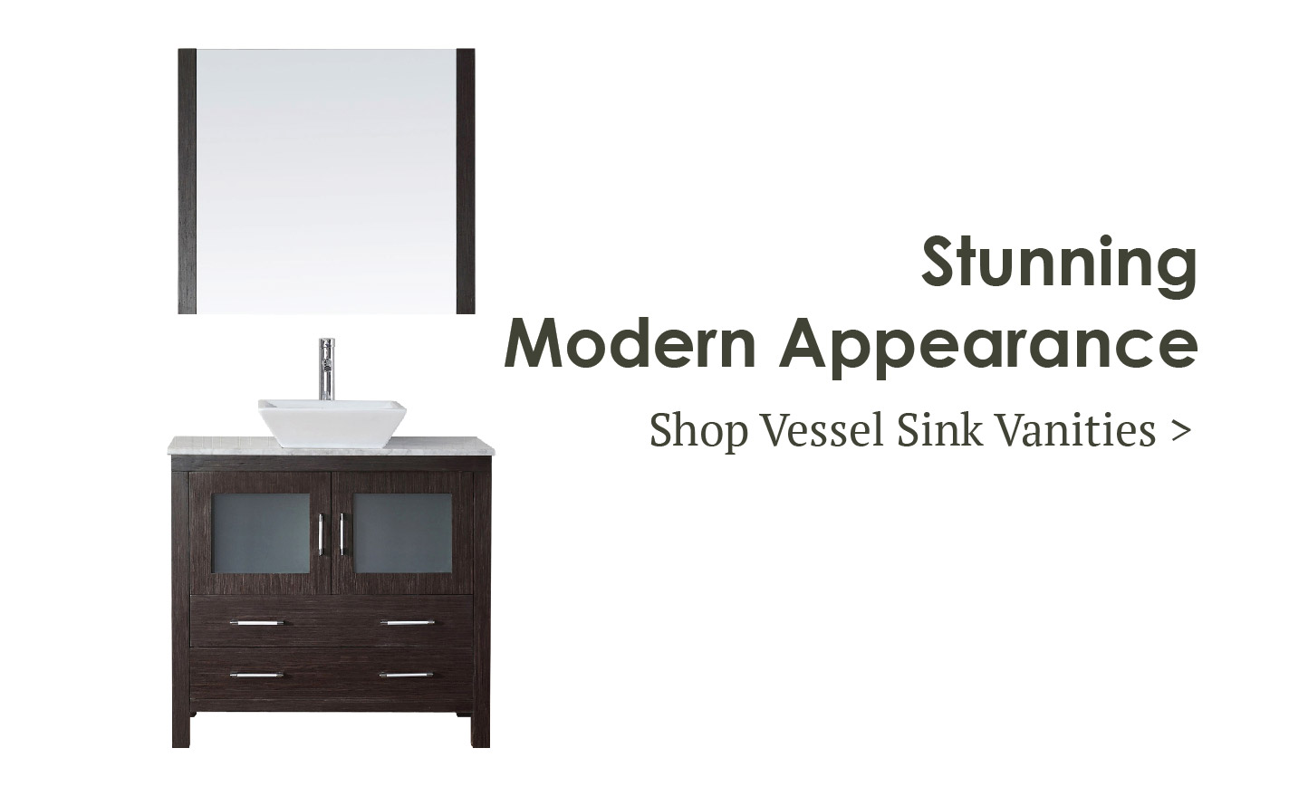 Vessel Sink Vanities Sale