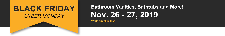Black Friday 2019 Deals Bathroom Vanity Sale Luxury Living Direct