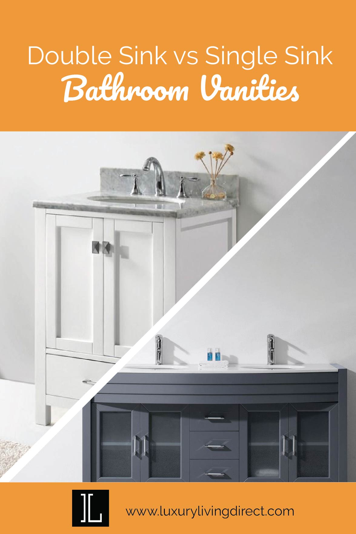 So Is It Cheaper To Get A Single Sink Vanity Or Not?